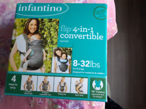 Infantino 4 in 1 covertible