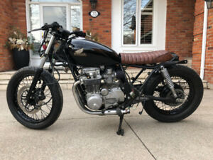 1982 Honda cb650 project bike