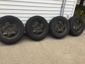 Steel Rims & Winter Tires