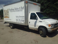 1999 Ford E-350 Cube Van for sale!