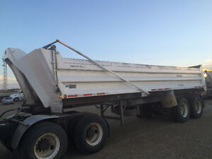 Loadline End dump trailer