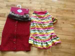 New girl dog outfits.