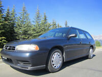1998 Subaru Legacy Brighton Wagon AWD - Meticulously Maintained