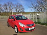 Vauxhall corsa facelift fully loaded
