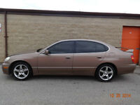1998 Lexus GS 400 Sedan