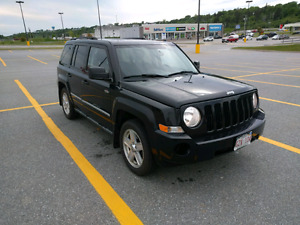 2010 Jeep Patriot North REDUCED (Htd seats, winter tires)
