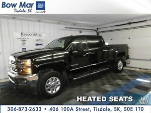 2015 Chevrolet Silverado 2500HD LTZ   - Certified - Leather Seat