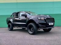 2018 Ford Ranger RANGER XL 4X4 TDCI Mod edition wot full seeker Raptor Kit Pick