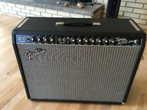 Fender Twin Reverb '65 re-issue