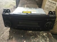 VW CRAFTER MERCEDES SPRINTER HEAD UNIT STEREO