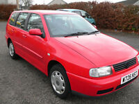 Volkswagen Polo 1.9 SDi Estate (TO CLEAR)