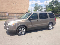 2006 Pontiac Montana Extended..DVD...Certified & E-Tested