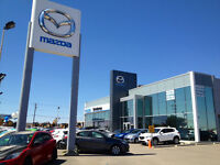 Financial Services Manager Required for Busy Mazda Store