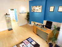 Dental Receptionist/call centre/sales required at The White House, Teeth Whitening clinic Belfast