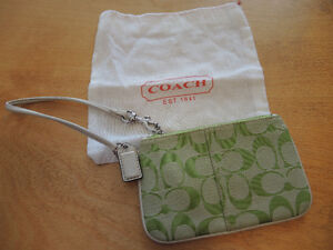 Several Coach purses some are brand new