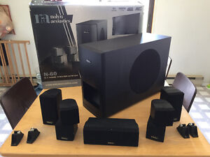 N-60 home theatre system