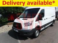 2015 Ford Transit 350 2.2 DAMAGED REPAIRABLE SALVAGE