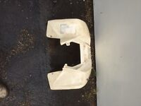 Plastics for 50cc quad bike