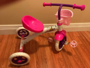 New Huffy Disney Princess Trike