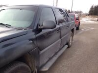 2003 Chevy Avalanche 4X4