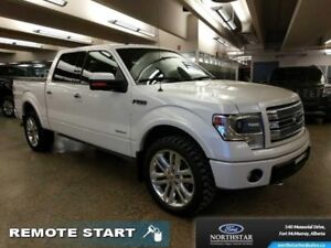 2014 Ford F-150 Limited|Nav|Marina Blue Heated  Cooled Leather S