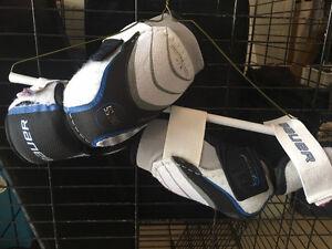 Bauer Elbows pads small