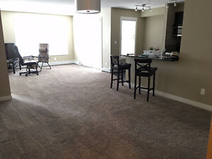 Large 2 bedroom Condo for rent in Cochrane, AB. MAY 1, 2017