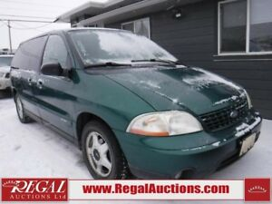 2003 FORD WINDSTAR VANS  4D WAGON