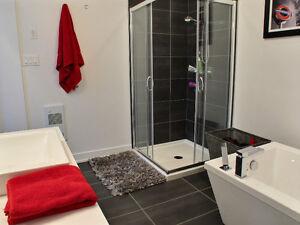 Condo LUXUEUX, 2 salles de bain,ascenseur,loacation long terme Gatineau Ottawa / Gatineau Area image 9