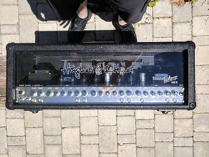 Hughes & Kettner Triamp MKll with Foot Switch
