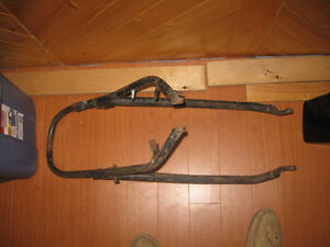 TR6 PRE 1971 REAR TAIL SECTION FRAME London Ontario image 1