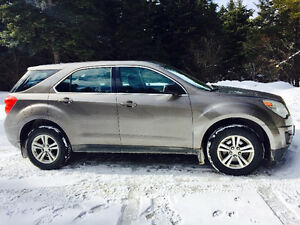 2010 Chevrolet Equinox LS AWD Mint Condition New Safety $7350
