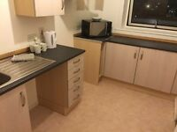 2 bed flat for 2 bed flat or house