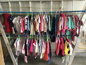 Vêtements de fille 9 mois à 3 ans