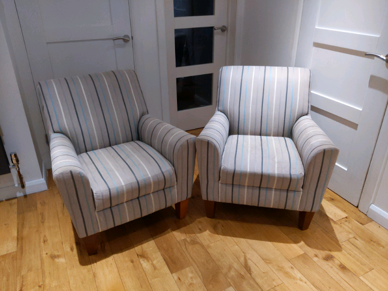 Pair of Next armchairs | in Waterlooville, Hampshire | Gumtree