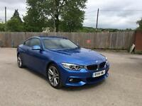 BMW 420d XDRIVE M SPORT ONE OWNER FROM NEW
