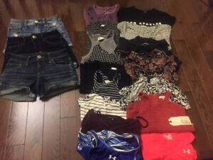 XS and Small Summer Clothing