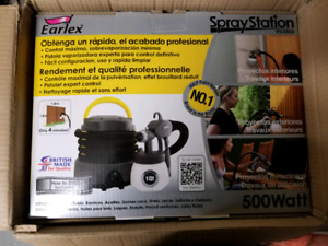 Earlex Spray Station HV3500 500Watt (Brand New In the Box)