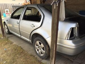 2002 Volkswagen Jetta 1.9L ALH diesel part out