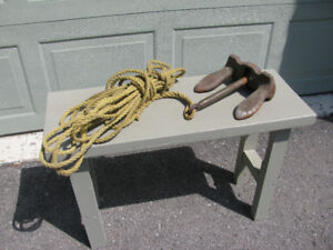 Sailboat Anchor