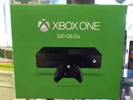 XBOX ONE, new, sealed