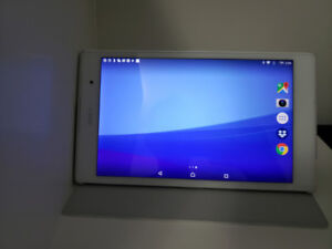 MINT condition Xperia Z3 tablet