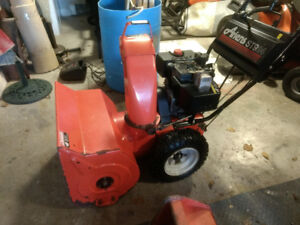 "Ariens ST9-24 9HP 24"" snow blower - serviced ready to use"