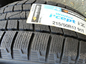 New Hankook Winter Tires More than 50% off retail