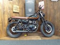 MUTT S-54 LTD 125CC BRAND NEW