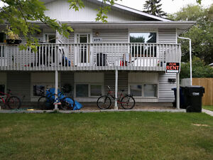 Walking distance to U of S, no lease, utilities included