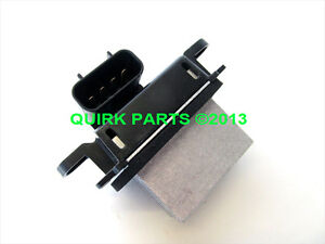 Ford Mercury Lincoln Blower Speed Control Module Resistor GENUINE OEM BRAND NEW
