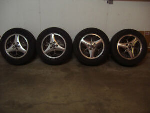 2002 Pontiac Grand Prix GTP rims