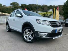 image for 2016 Dacia Sandero Stepway 0.9 TCe Ambiance (s/s) 5dr Hatchback Petrol Manual