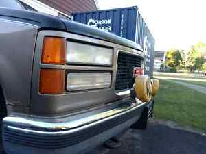 1995 gmc sierra 1500 parts or a plow truck